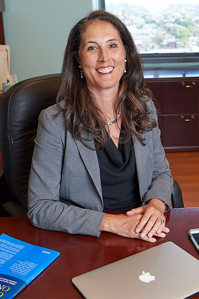 Karen Knudsen describes her vision for ACS