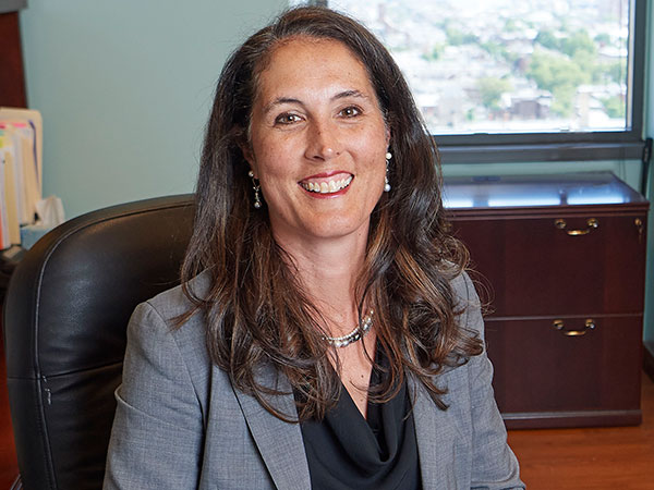 Karen Knudsen named CEO of the American Cancer Society