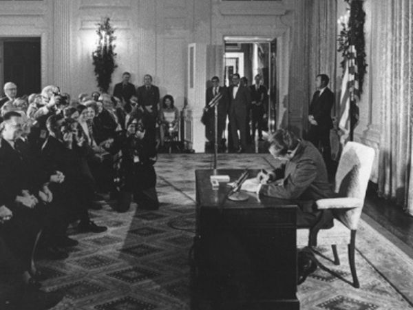The National Cancer Act of 1971 and the birth of NCI-Designated Cancer Centers