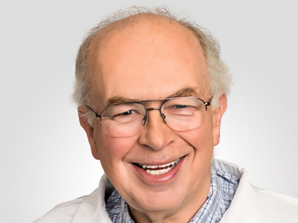 John Ellerton receives 2021 NCORP Harry Hynes Award